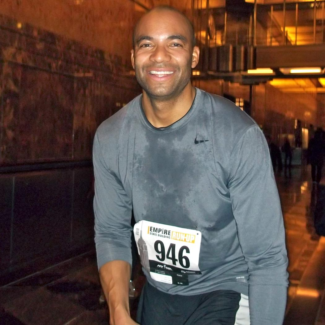 Manhattan Personal Trainer Nathaniel Oliver